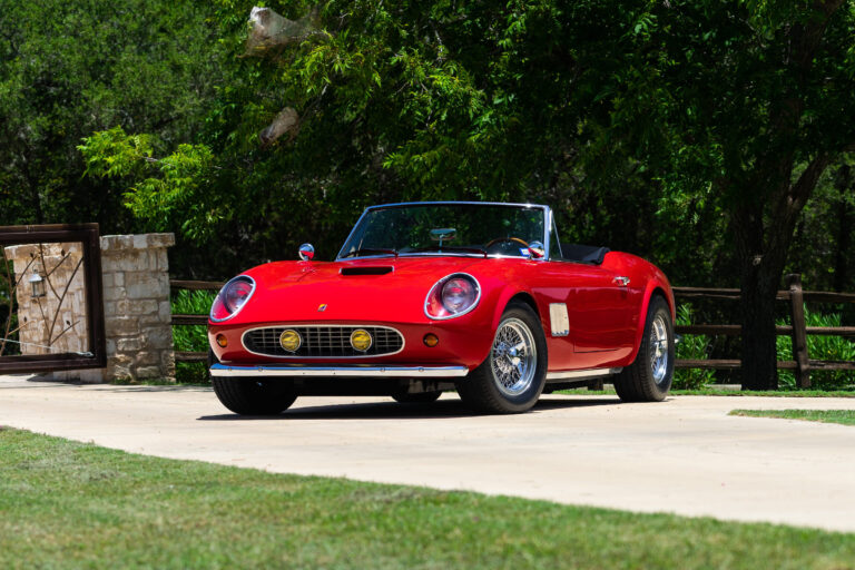 Cheap Used Cars For Sale >> The Car Used In Ferris Bueller's Day Off Is For Sale - A ...
