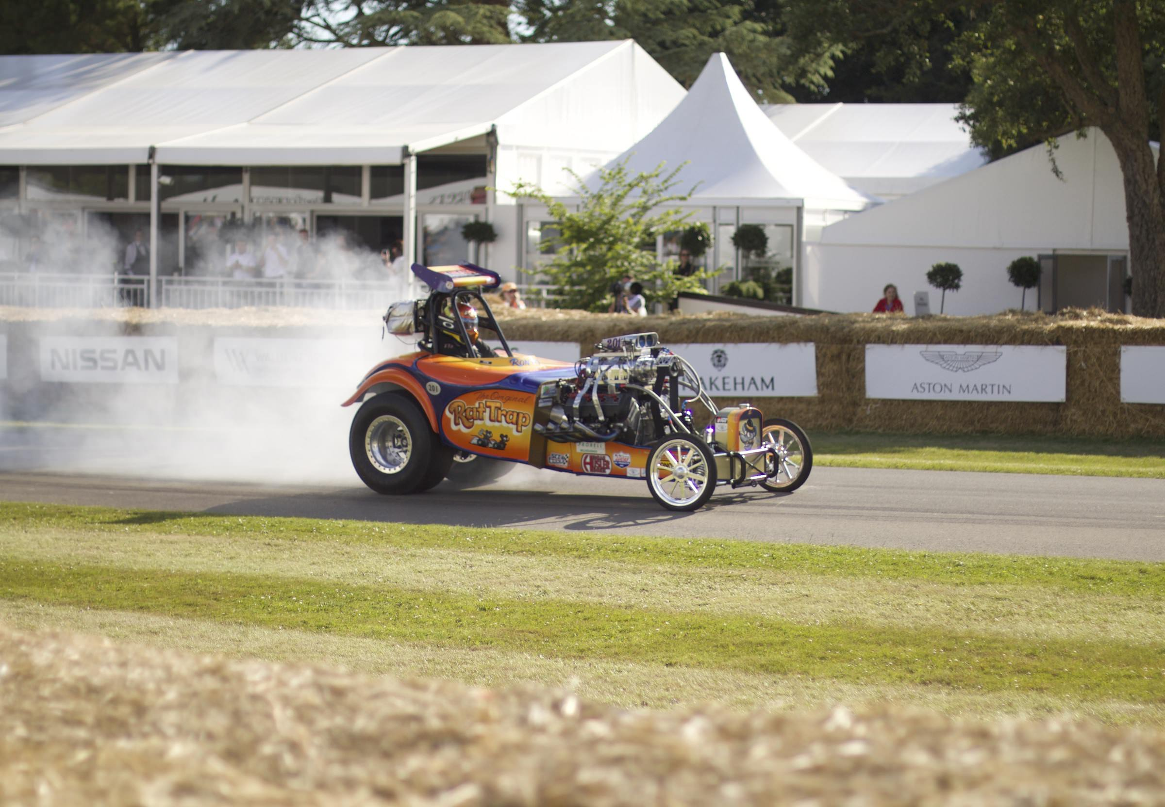 The Official Goodwood Festival Of Speed 2018 Live Stream