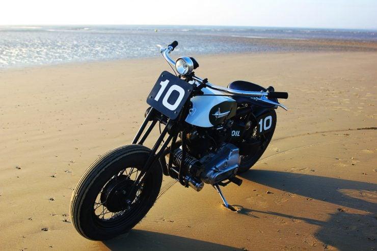 Harley-Davidson Beach Racer 1