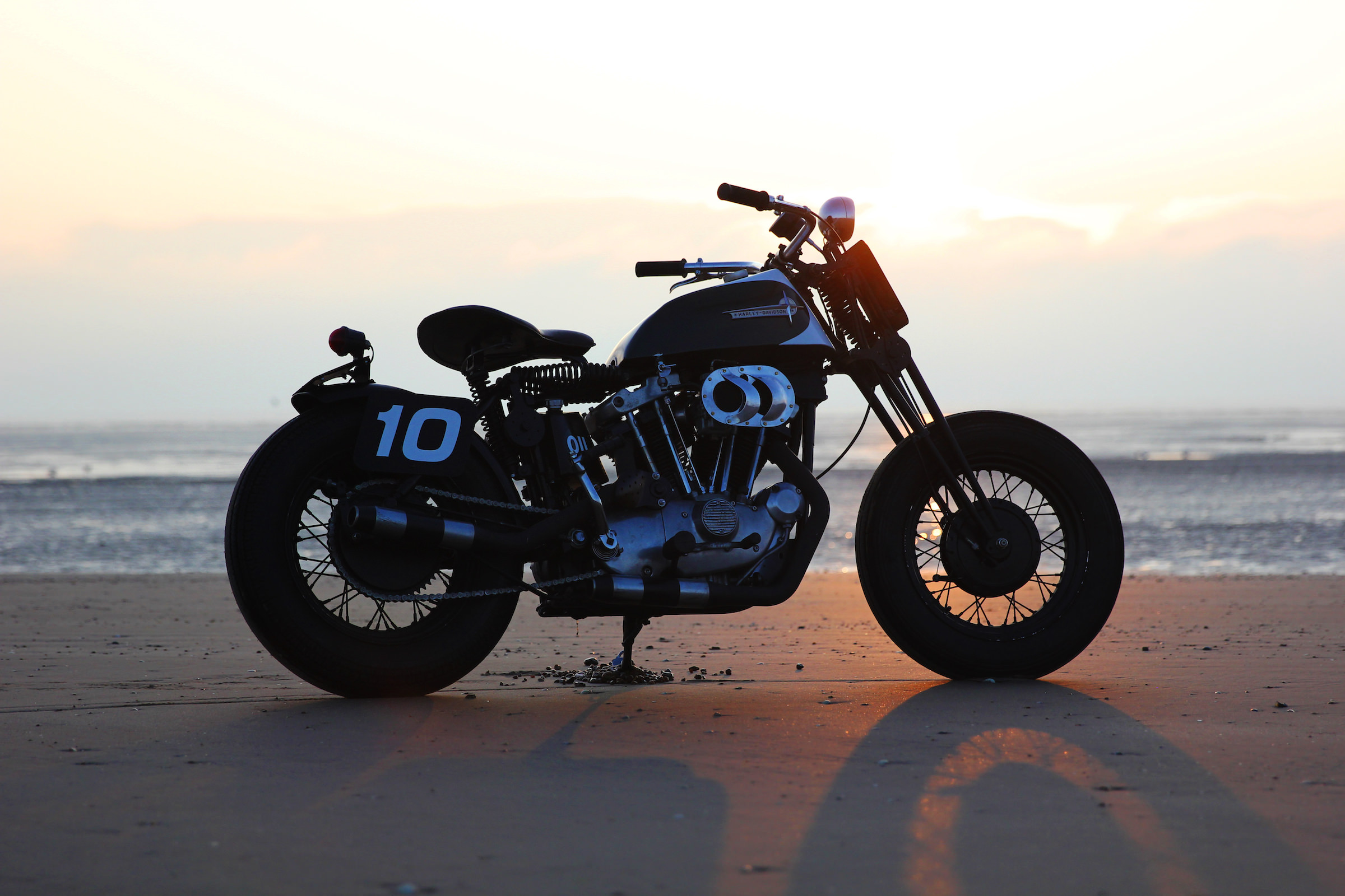 Harley Davidson Beach Racer