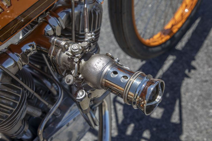 Harley-Davidson Board Track Racer Carburetor