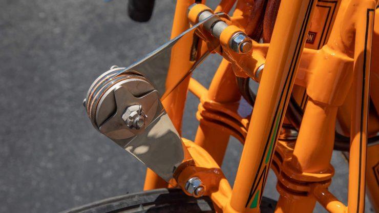 Harley-Davidson Board Track Racer Forks