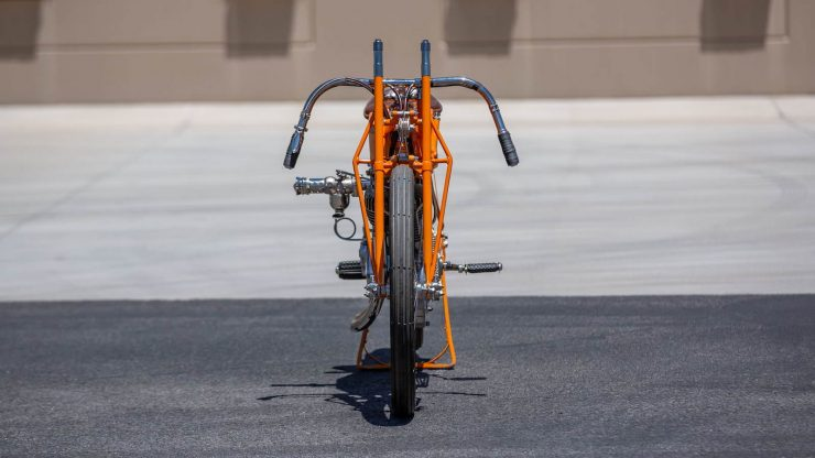 Harley-Davidson Board Track Racer Front