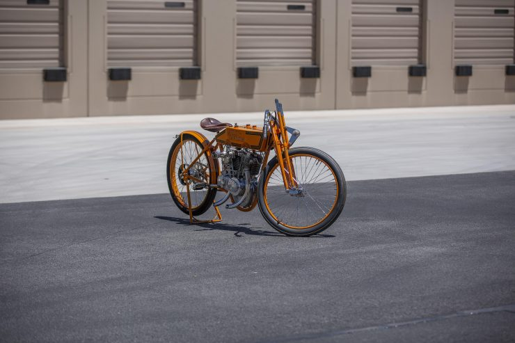 Harley-Davidson Board Track Racer Front Angle