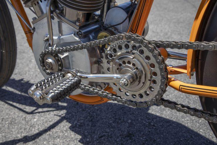 Harley-Davidson Board Track Racer Pedals