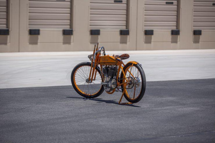 Harley-Davidson Board Track Racer Rear