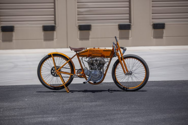 Harley-Davidson Board Track Racer Right Side