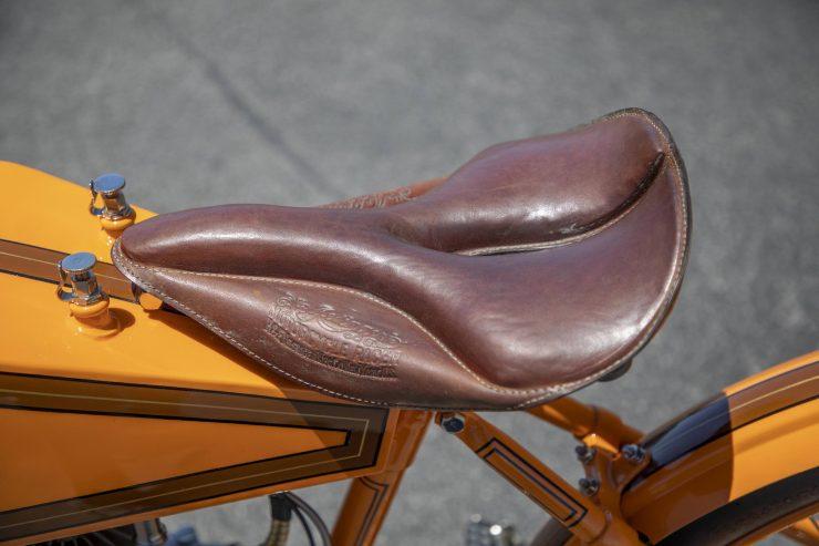 Harley-Davidson Board Track Racer Seat