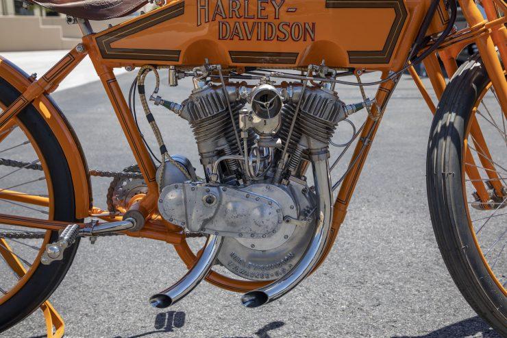 Harley-Davidson Board Track Racer V-Twin 1