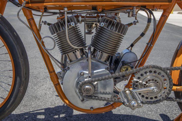 Harley-Davidson Board Track Racer V-Twin