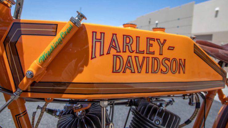 Harley-Davidson Fuel Tank