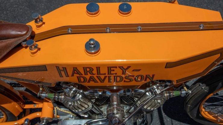 Harley Fuel Tank