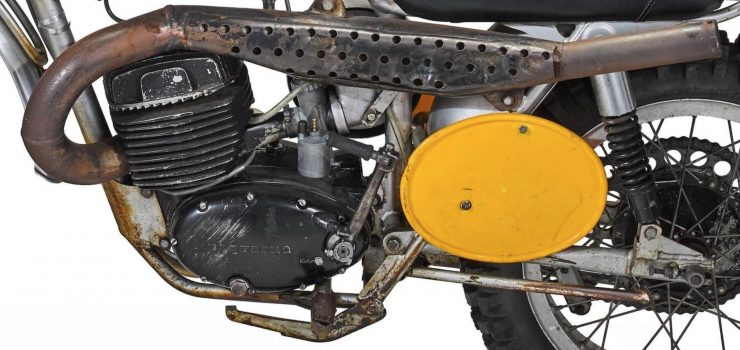Husqvarna 400 Cross Exhaust