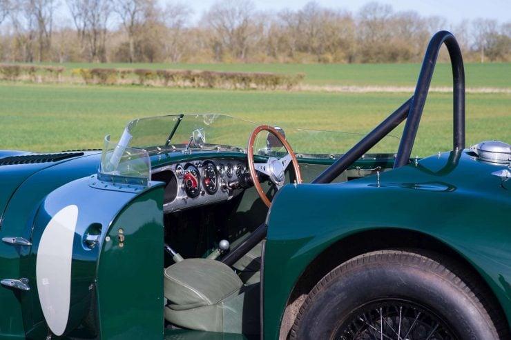 Jaguar XK 140 Maurice Gomm Special
