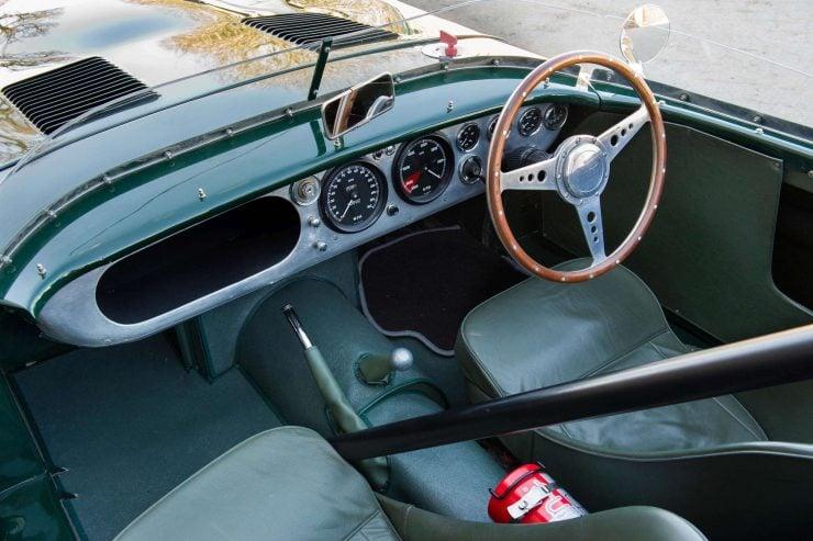 Jaguar XK 140 Maurice Gomm Special Interior