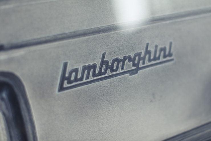Kirsten Williamson Lamborghini Miura 1