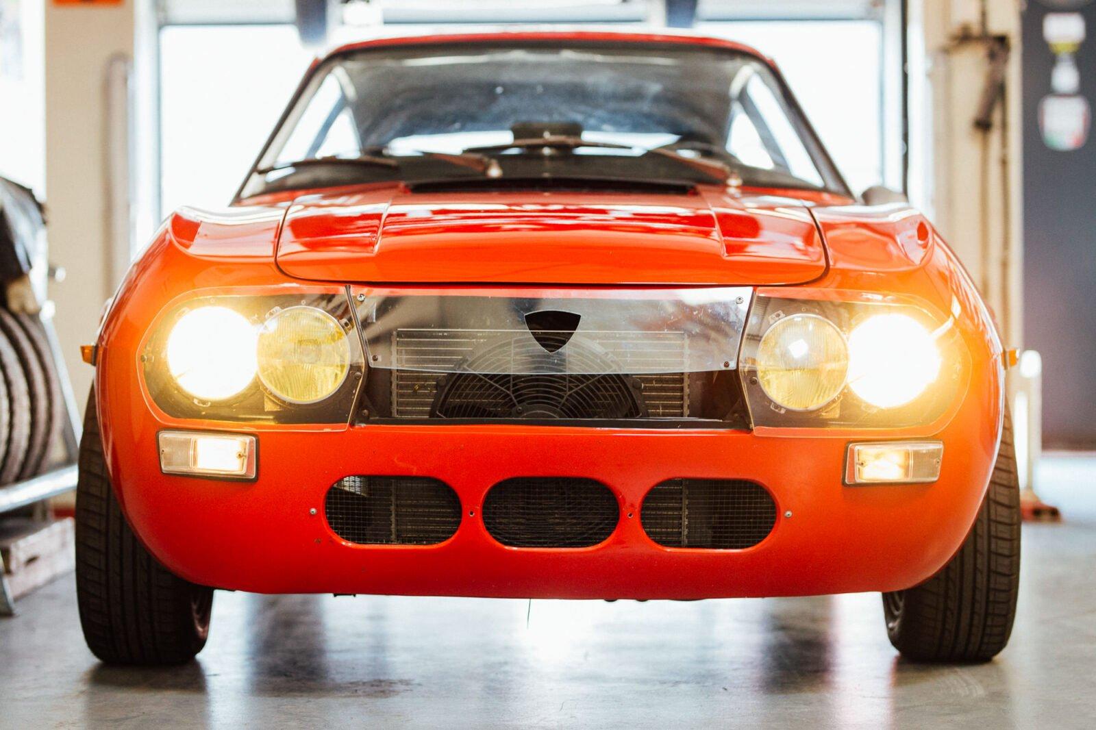 Lancia Fulvia Sport 1600 Zagato