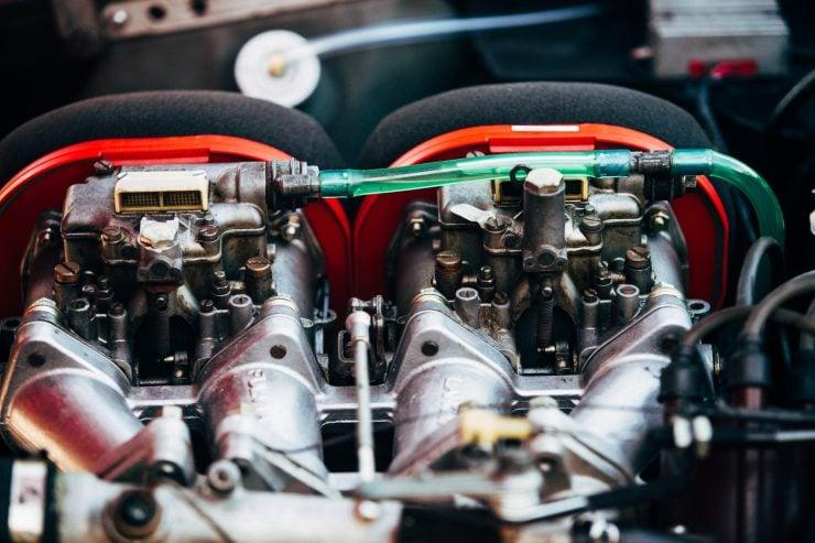 Lancia Fulvia Sport 1600 Zagato Carburetor