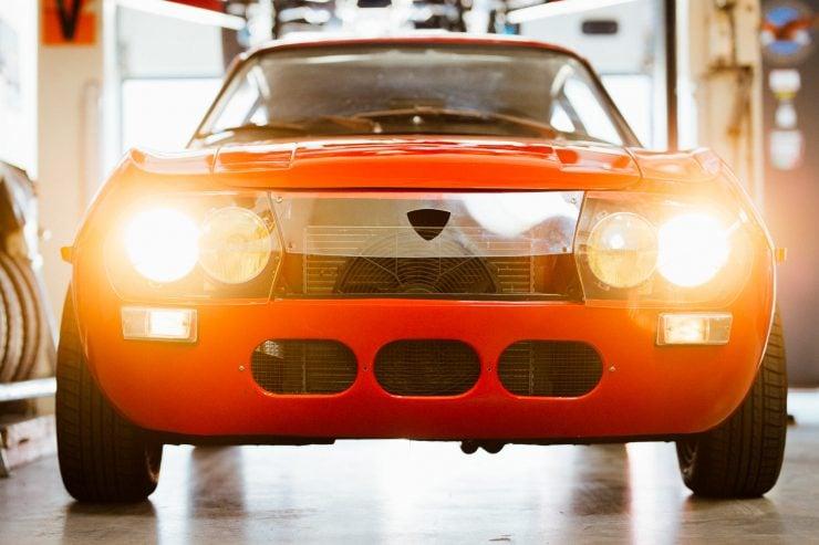 Lancia Fulvia Sport 1600 Zagato Front 3