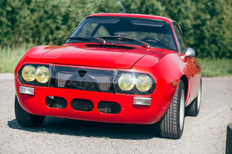 Lancia Fulvia Sport 1600 Zagato Front