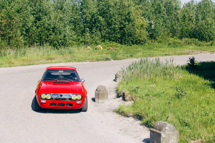 Lancia Fulvia Sport 1600 Zagato Front Main