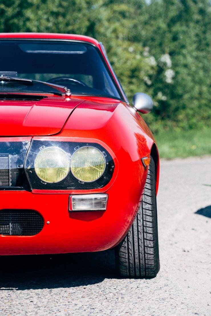 Lancia Fulvia Sport 1600 Zagato Front Side