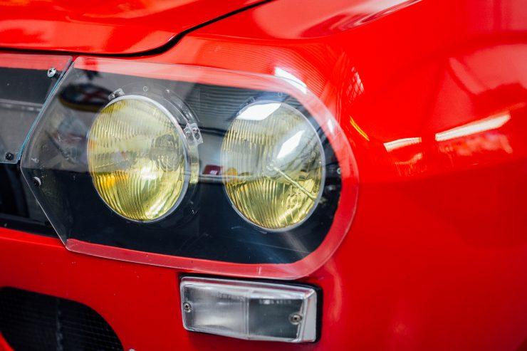 Lancia Fulvia Sport 1600 Zagato Headlight