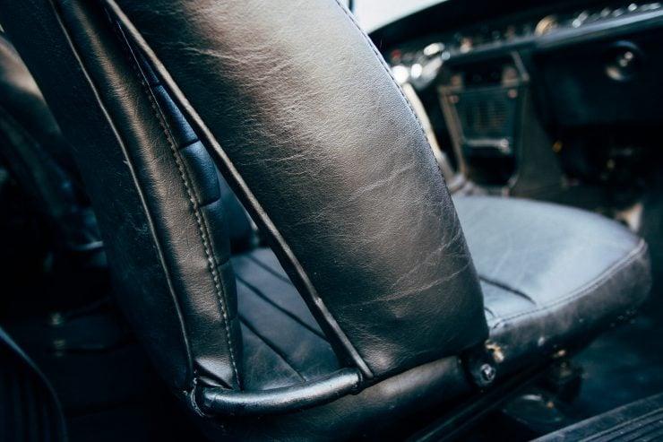 Lancia Fulvia Sport 1600 Zagato Seat