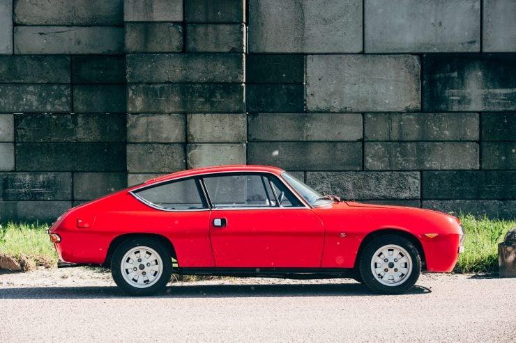 Lancia Fulvia Sport 1600 Zagato Side