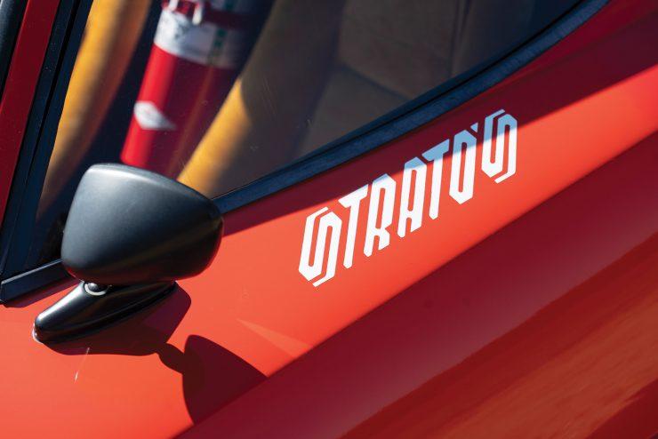 Lancia Stratos Logo