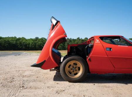 Lancia Stratos Open