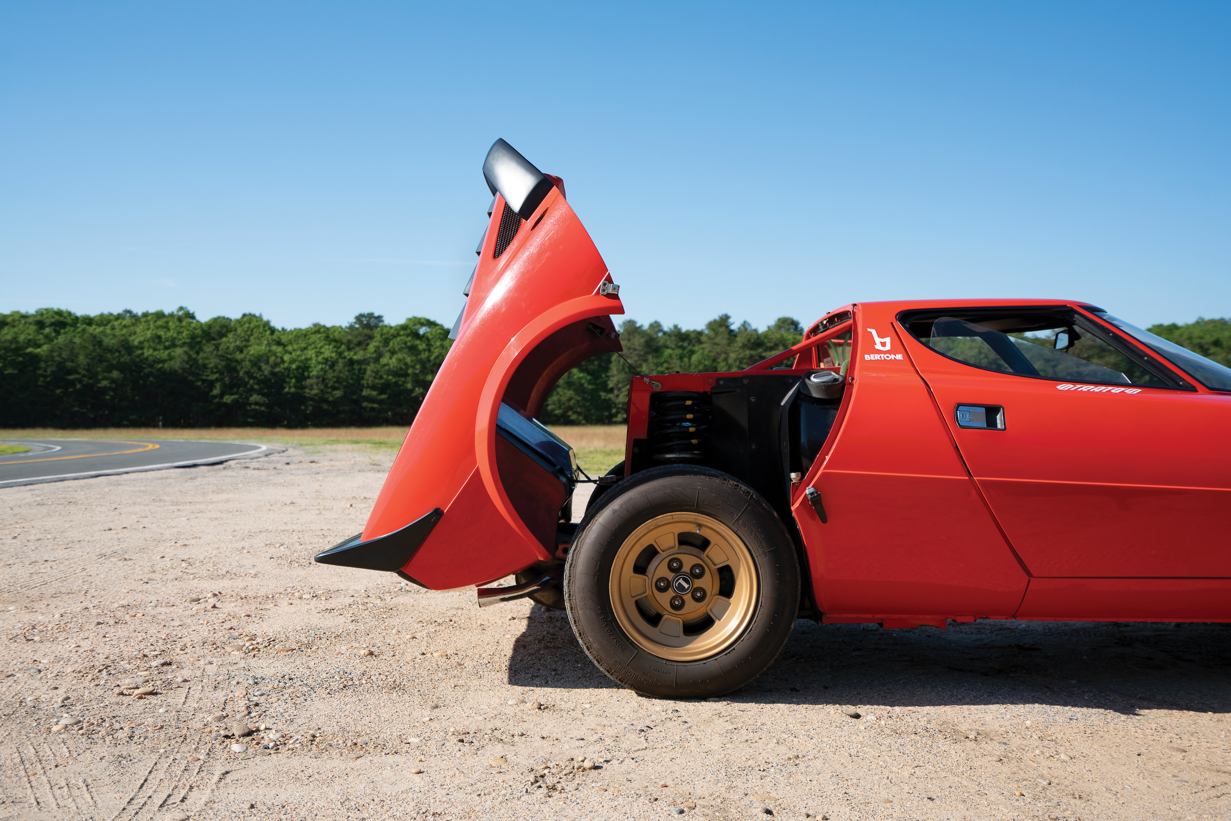 The Lancia Stratos Hf The King Of 70s Rally