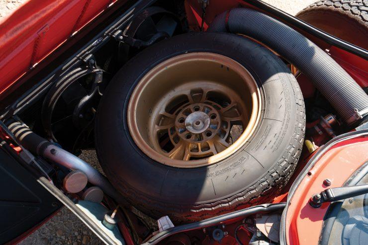 Lancia Stratos Spare