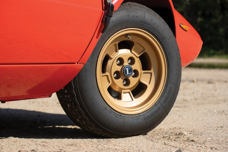 Lancia Stratos Wheels