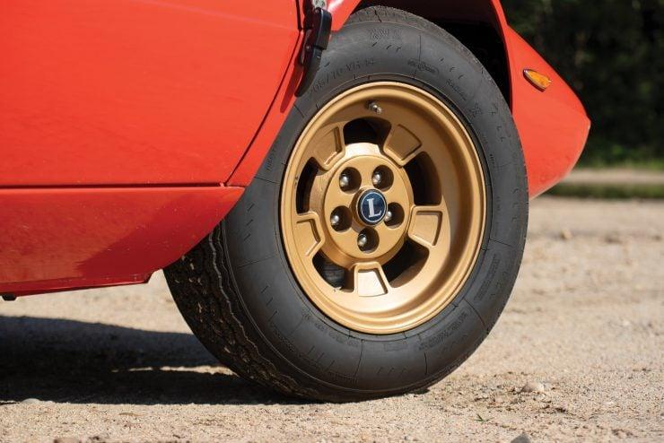 Lancia Stratos Wheels