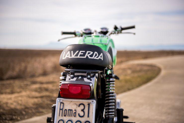 Laverda GT 750 Back