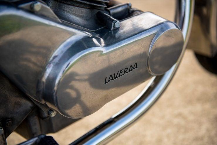 Laverda GT 750 Engine 1