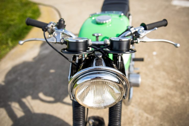 Laverda GT 750 Headlight