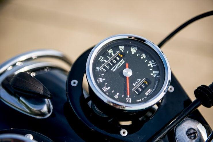 Laverda GT 750 Speedometer