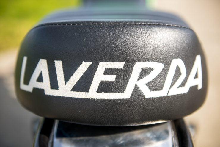 Laverda GT 750 Logo