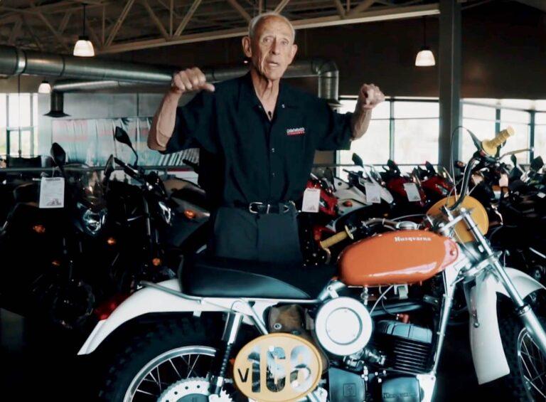 Documentary Malcolm Smith S Bike Stories