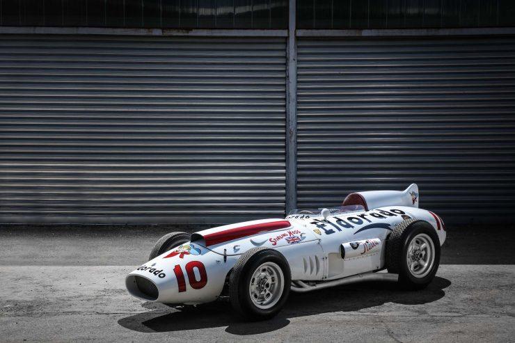 Maserati Eldorado Main