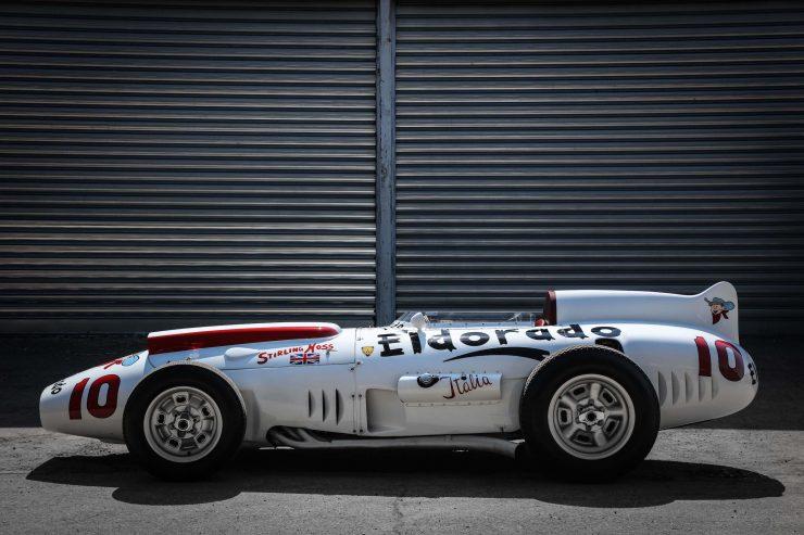 Maserati Eldorado Side
