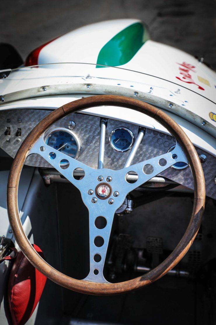 Maserati Eldorado Steering Wheel