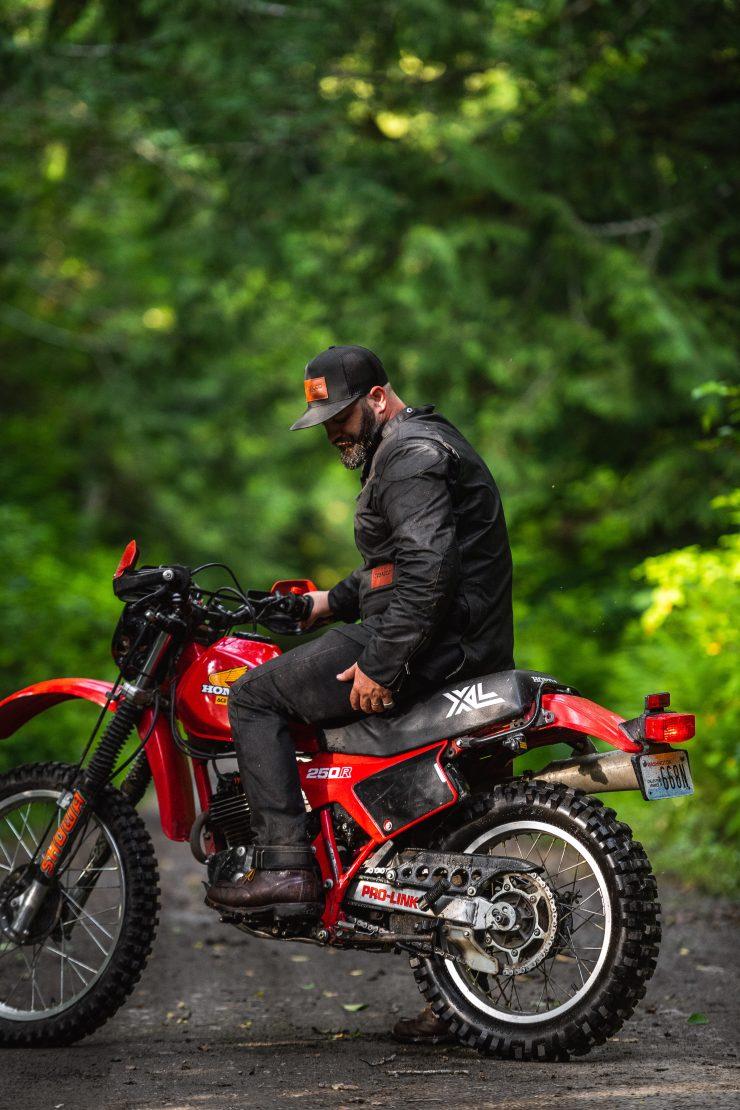 McCoy Motorcycle Jacket by Tobacco Motorwear Company 3