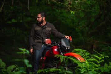 McCoy Motorcycle Jacket by Tobacco Motorwear Company 8