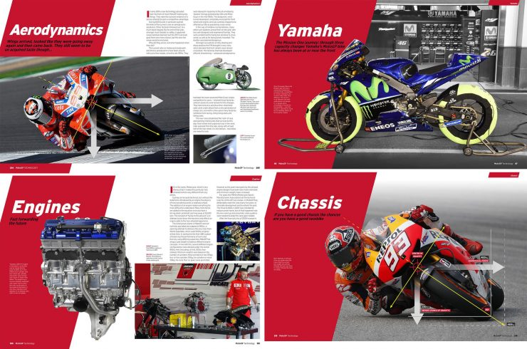 MotoGP Technology Book Neil Spalding
