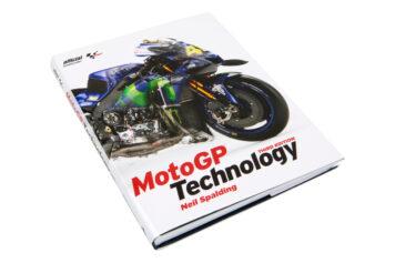 MotoGP Technology Book Neil Spalding Cover