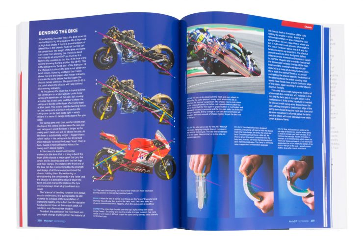 MotoGP Technology Book Neil Spalding Inside 2