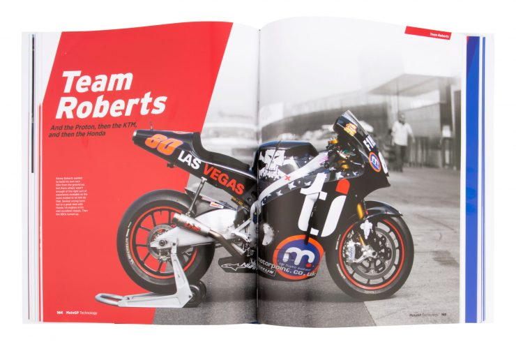 MotoGP Technology Book Neil Spalding Inside